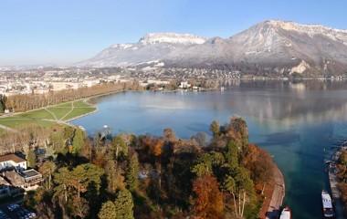 Annecy - Ville Amie des Equipes de France de Ski et de Snowboard