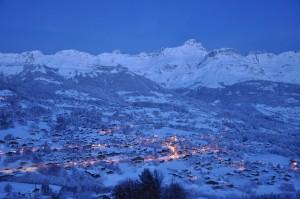 Village depuis les Intages - Odile Brondex - Libre de droit